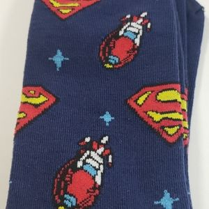 Superman DC comics Socks